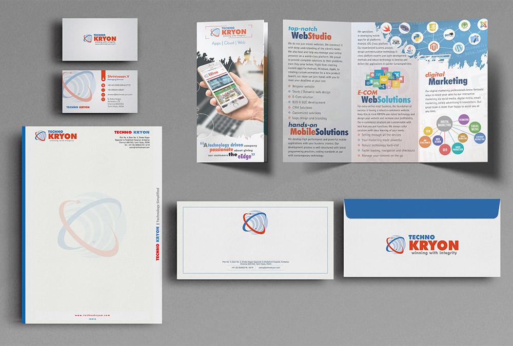 Corporate identity design company | Corporate branding design